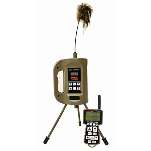 Mojo Outdoors - Appelant E-Caller Triple Threat