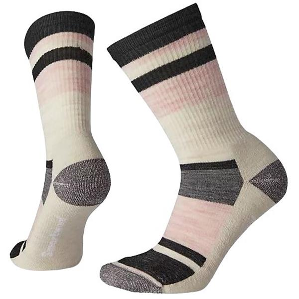 Smartwool - Women's Striped Light Hiking Crew Socks