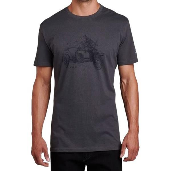 Kühl - T-shirt Moto pour homme