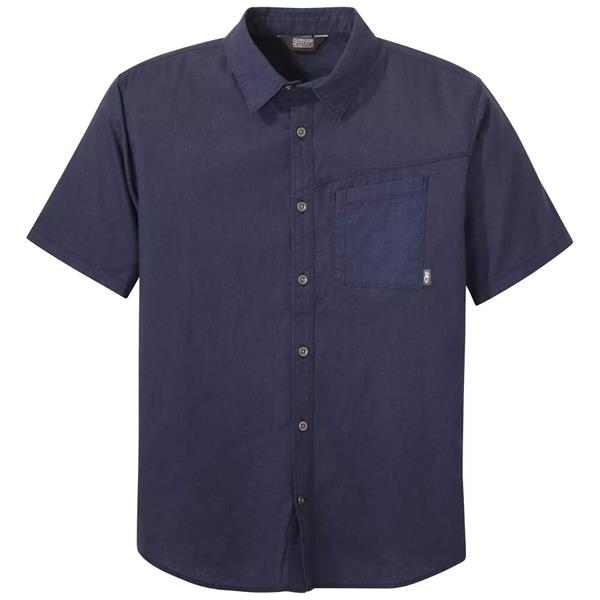 Outdoor Research - Chemise à manches courtes Weisse pour homme