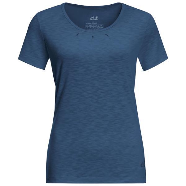 Jack Wolfskin - T-shirt Travel Drape pour femme