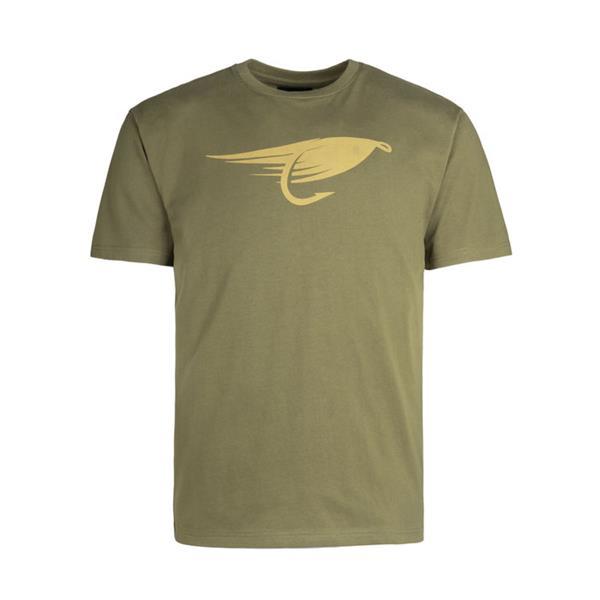 Hooké - Fly T-Shirt Military Olive