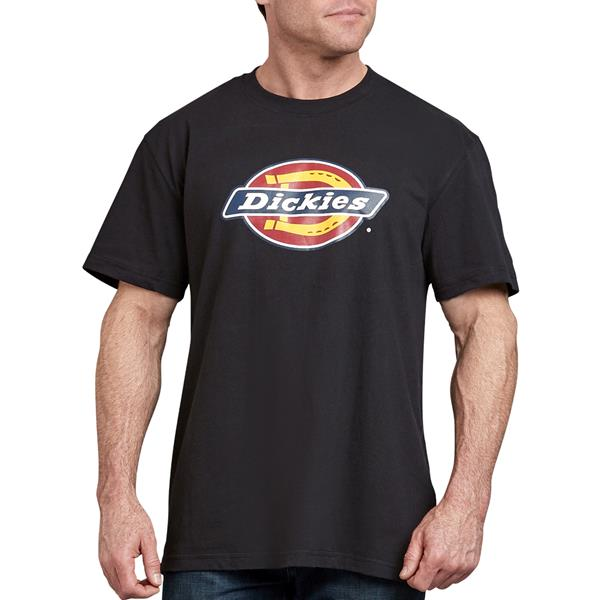 Dickies - T-shirt avec logo imprimé pour homme