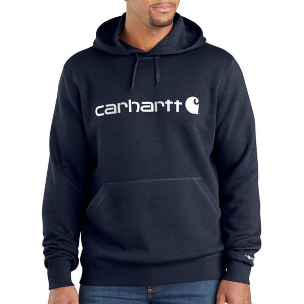 Carhartt - Chandail à capuchon Force Delmont Signature Graphic pour homme