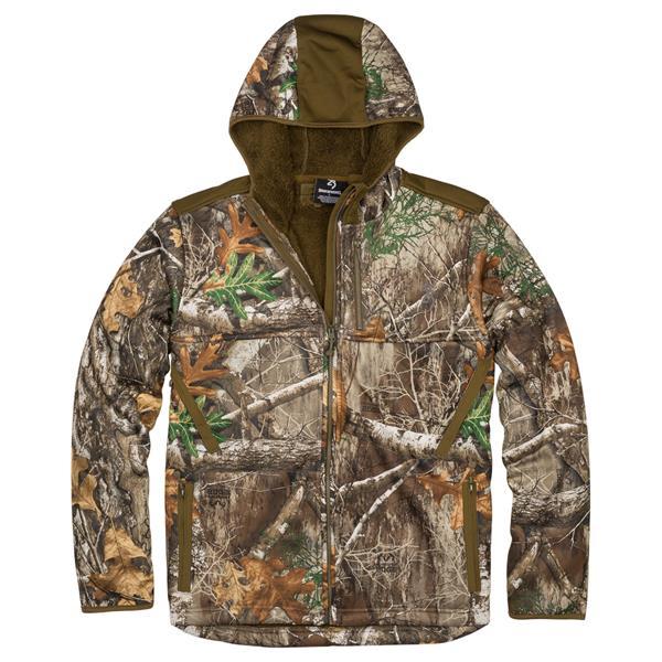 Browning - Men's High Pile Hooded Jacket