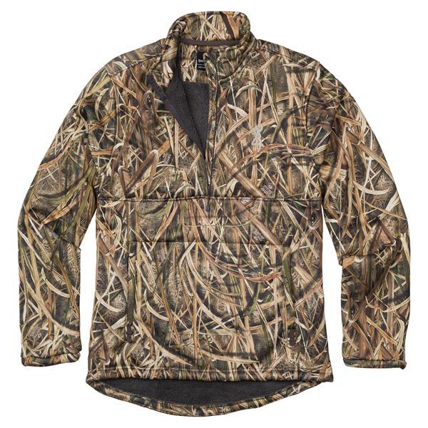 Browning - Men's Wicked Wing 1/4 Zip Fleece Jacket