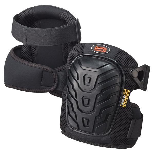 Pioneer - Breathable Air Vented Professional Gel Knee Pad