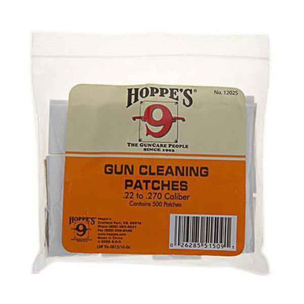 Bushnell - Tampon nettoyant Hoppe's pour arme à feu de calibre .22 - .270