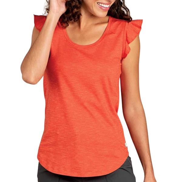 Toad and Co. - T-shirt Rufflita II pour femme