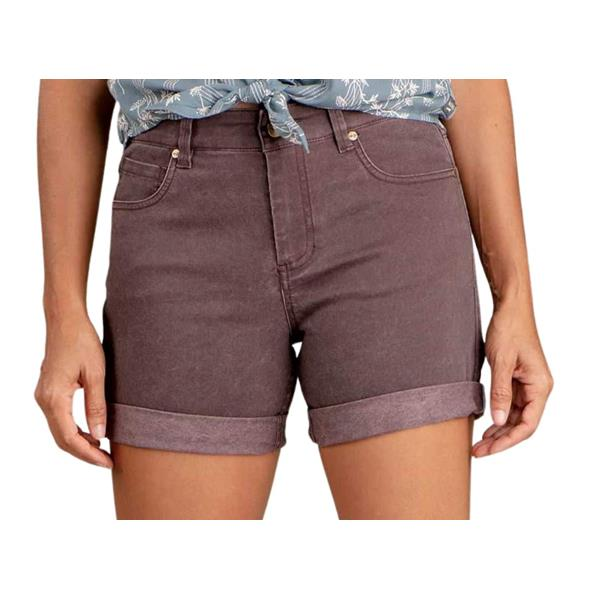 """Toad and Co. - Women's Sequoia 5"""" Short"""