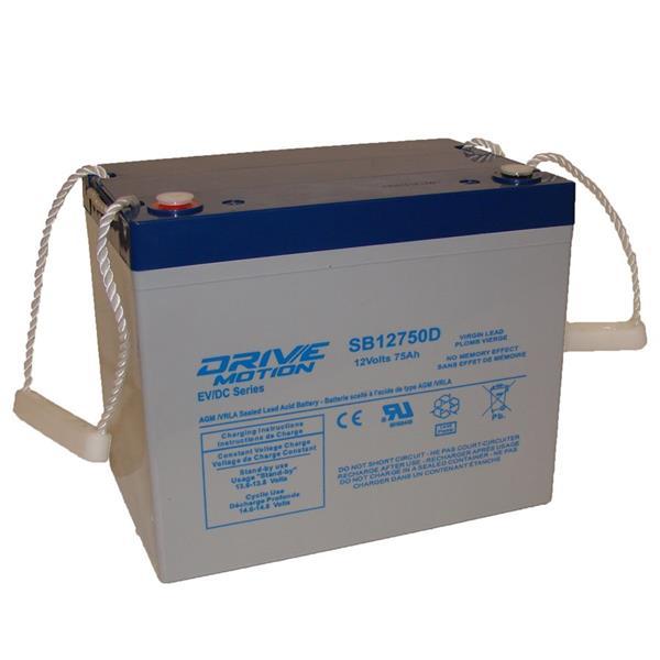 Drive Motion - Batterie SB12750D
