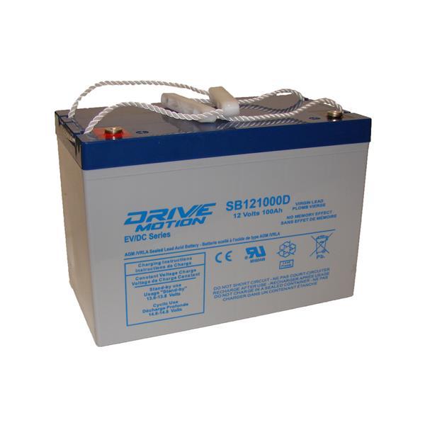 Drive Motion - SB121000D Battery