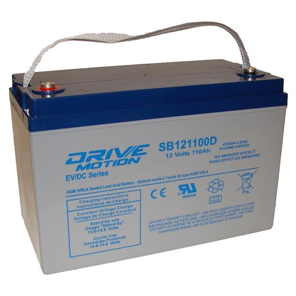 Drive Motion - SB121100D Battery