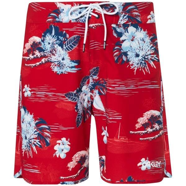 """Oakley - Men's Tropical Bloom 18"""" Boardshort"""