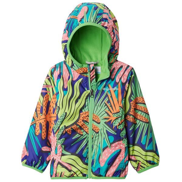 Columbia - Manteau coupe-vent Mini Pixel Grabber II pour enfant