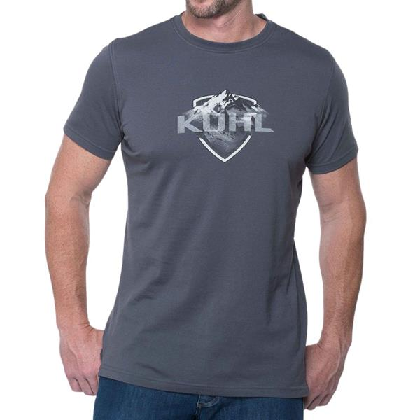 Kühl - T-Shirt Born in the Mountains pour homme