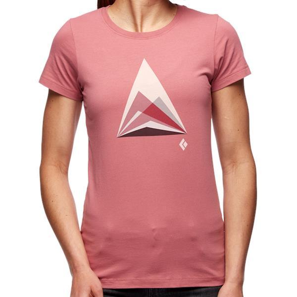 Black Diamond Equipment - T-shirt Mountain Transparency pour femme