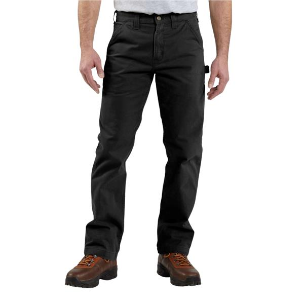 Carhartt - Pantalon de travail Washed Twill Relaxed Fit pour homme