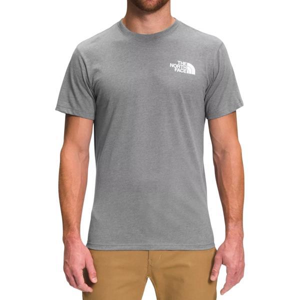 The North Face - Men's Box NSE Short Sleeve Shirt