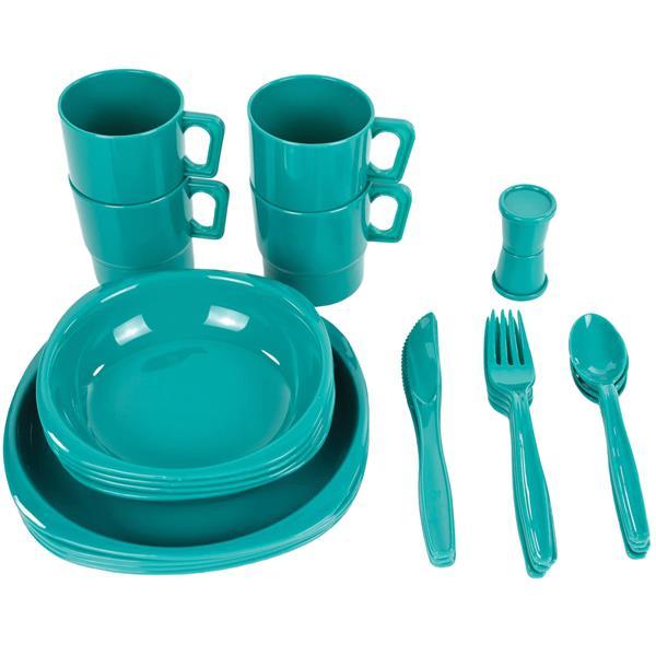 Chinook - Ensemble de vaisselle de camping