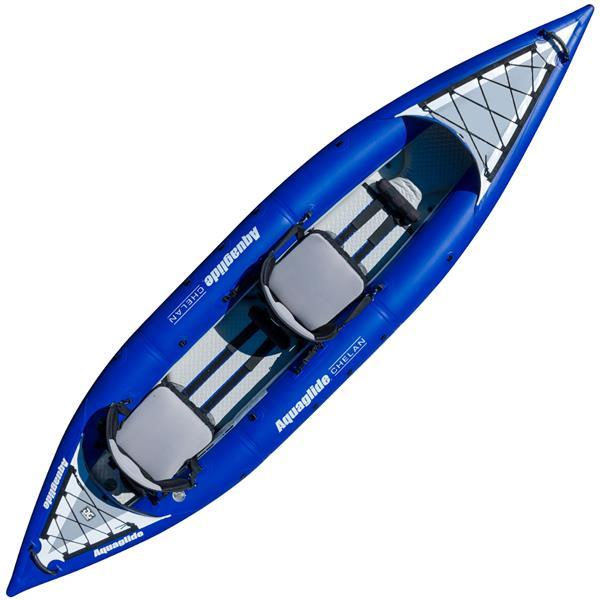 Aquaglide - Chelan 140 HB Inflatable Kayak