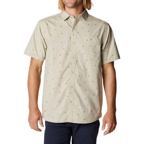 Mountain Hardwear - Chemise à manche courte Conness Lakes pour homme