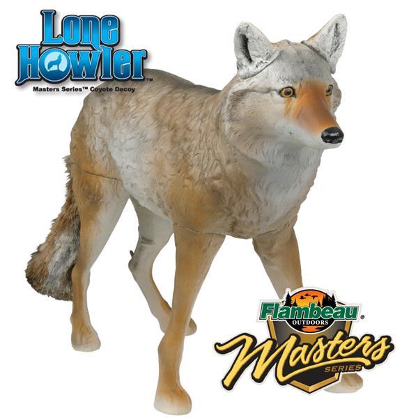 Flambeau - Appelant de coyote Master Series Lone Howler