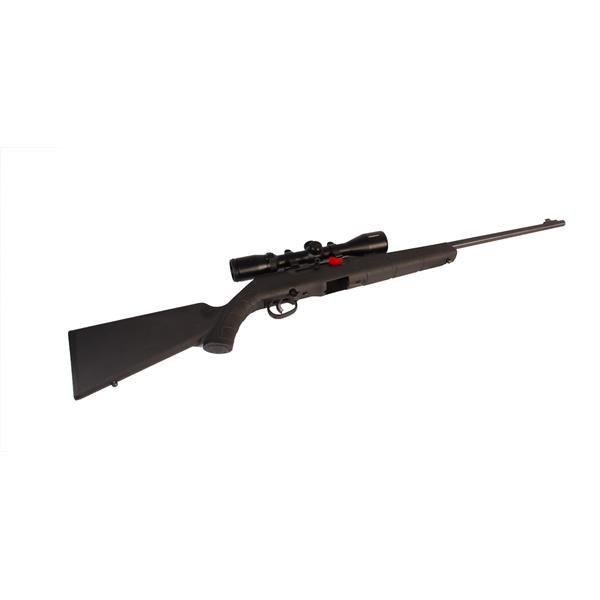 Savage Arms - Used A-22 Semi-Automatic Action Rifle w/ Trophy 3 - 9 x 50 mm Scope