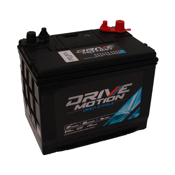 Drive Motion - BCI24 Battery 80Ah