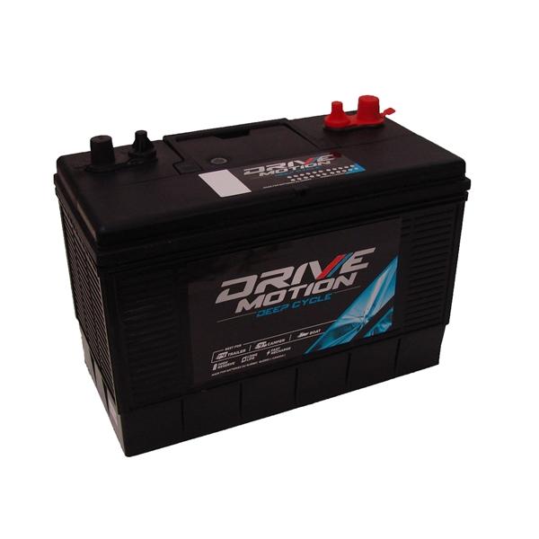 Drive Motion - BCI31 Battery 120Ah