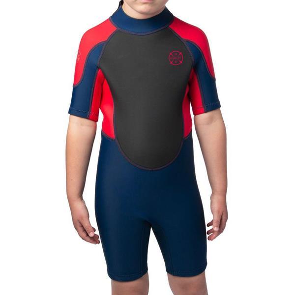 Level Six - Youth's Shorty Wetsuit