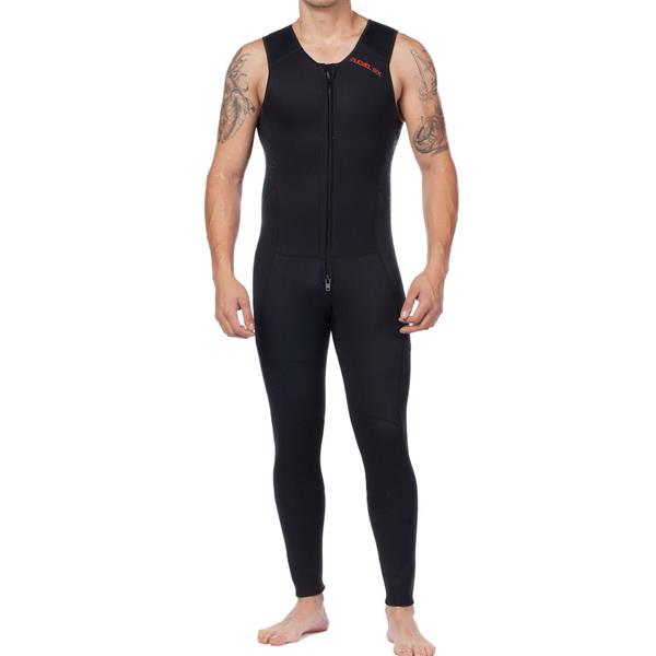 Level Six - Men's Farmer John Wetsuit