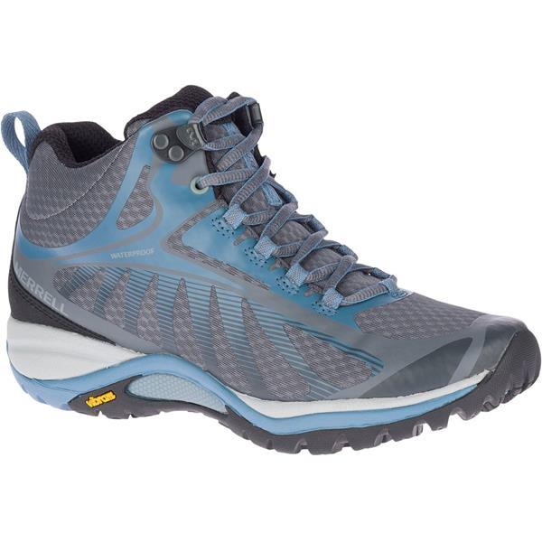 Merrell - Chaussures Siren Edge 3 Mid Waterproof pour femme