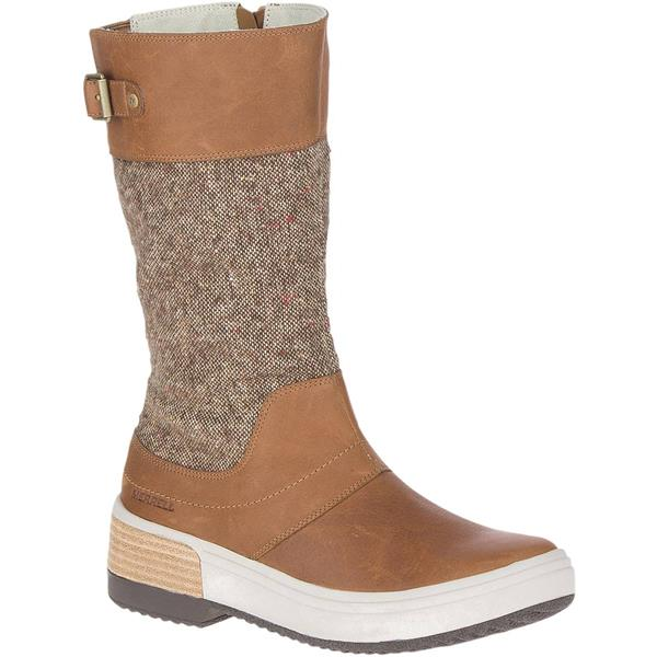 Merrell - Women's Haven Tall Buckle Waterproof Boots