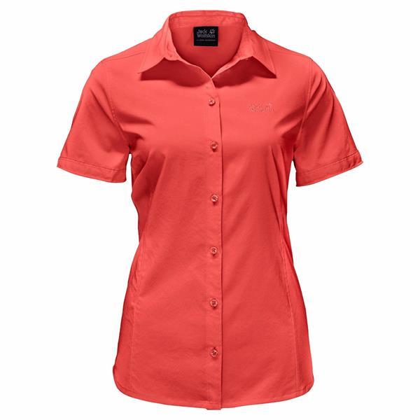 Jack Wolfskin - Women's Sonora Coral Shirt