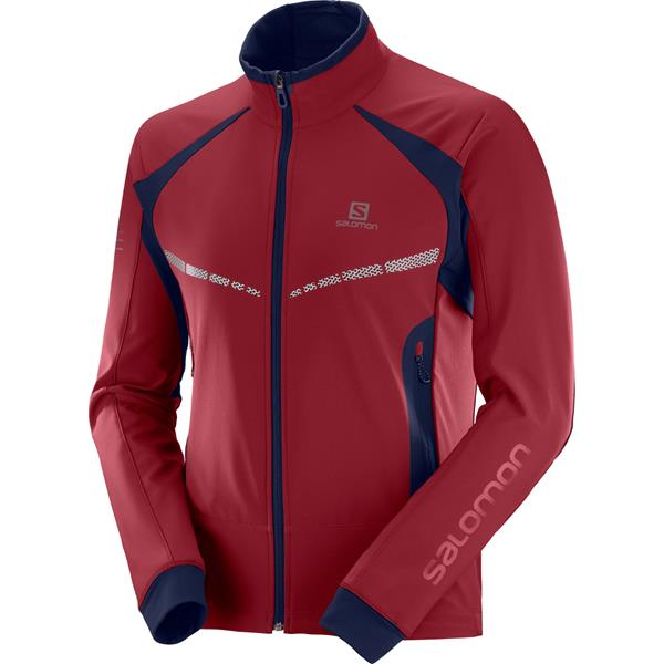Salomon - Men's RS Warm Softshell Jacket