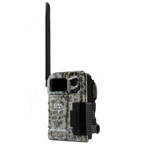 Spypoint - Caméra de chasse cellulaire Link Micro LTE