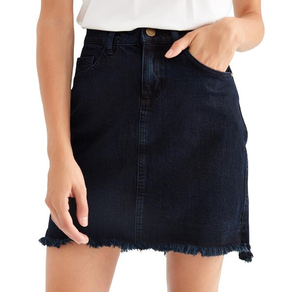 Lolë - Women's Denim Skirt