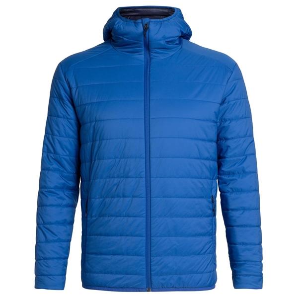 Icebreaker - Manteau à capuchon Hyperia pour homme