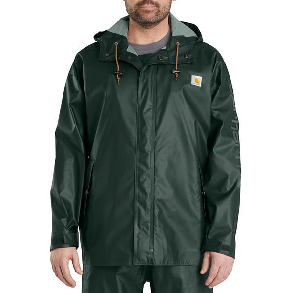 Carhartt - Men's Waterproof Rainstorm Jacket