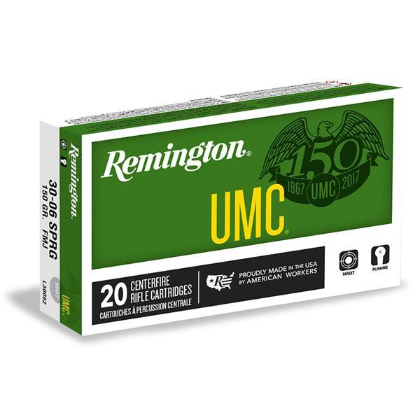 Remington - Cartouches UMC 308 Win