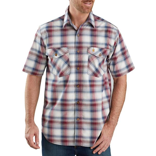 Carhartt - Men's TW173 Plaid Shirt