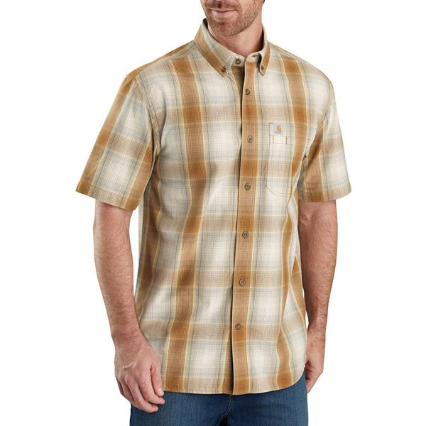 Carhartt - Men's TW174 Plaid Shirt