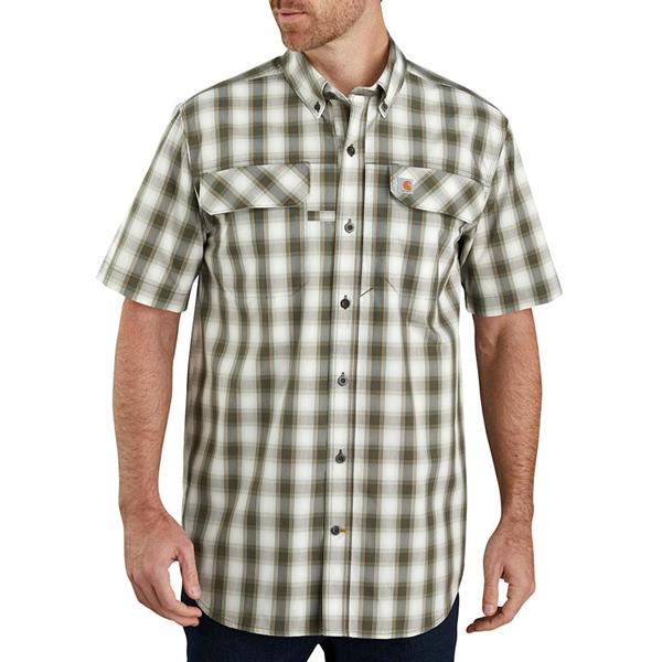 Carhartt - Men's TW258 Plaid Shirt