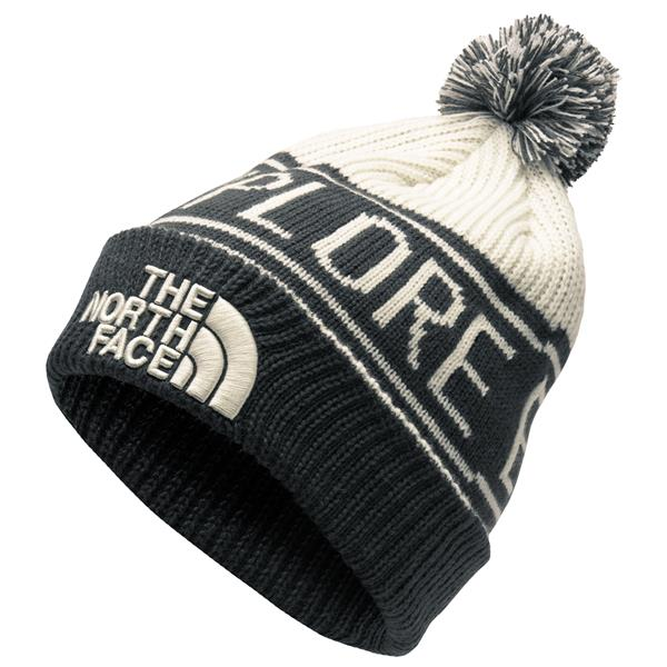 The North Face - Retro TNF Pom Beanie