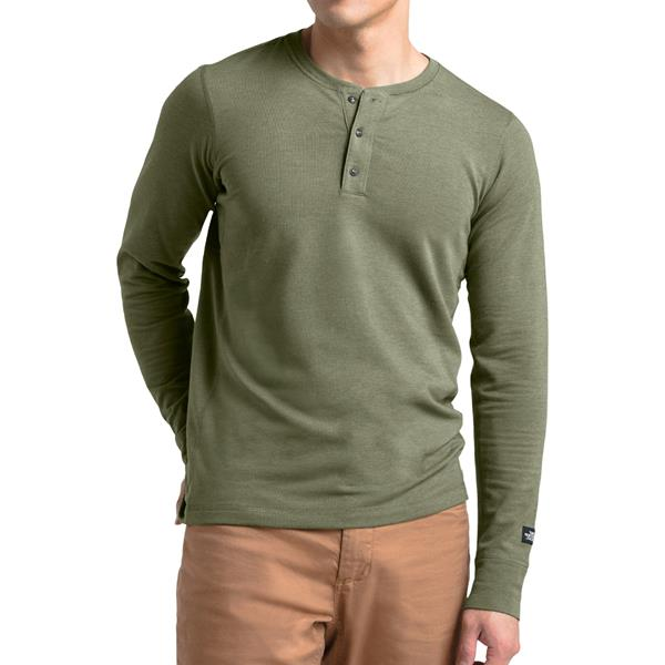The North Face - Men's Terry Henley Shirt