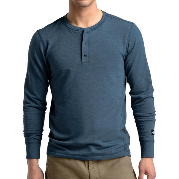 The North Face - Chandail Terry Henley pour homme