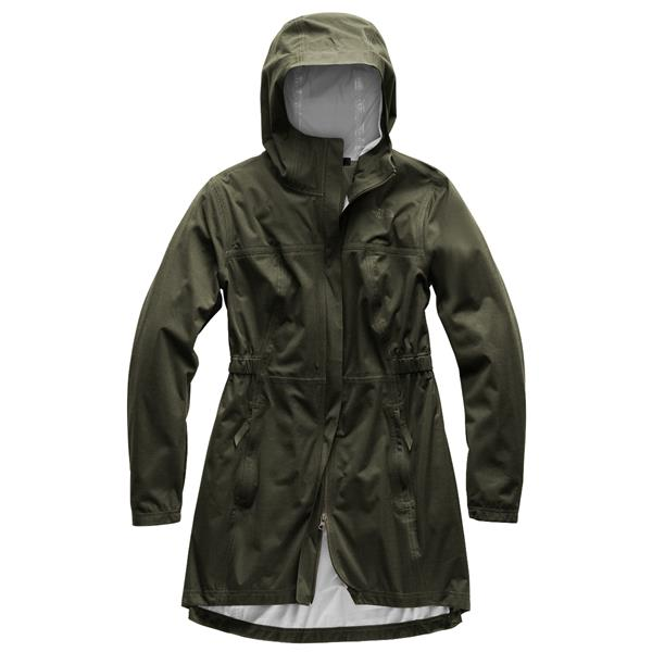 The North Face - Parka Allproof Stretch pour femme