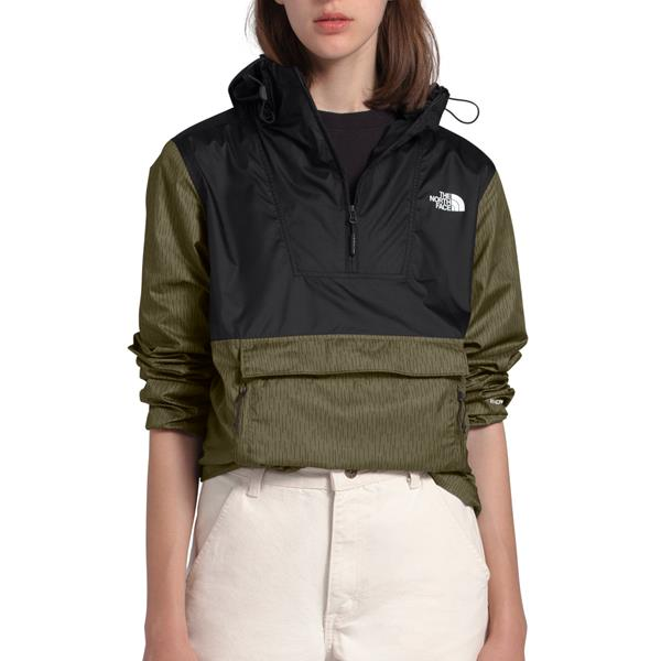 The North Face - Manteau Fanorak imprimé pour femme
