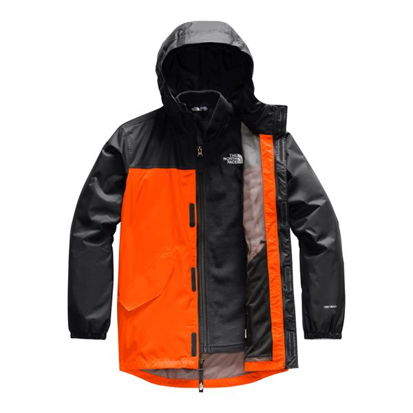 The North Face - Youth Stormy Rain Triclamate Jacket